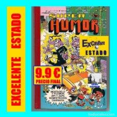 Cómics: SUPER HUMOR VOLUMEN 36 - MORTADELO ZIPI Y ZAPE ROMPETECHOS CARPANTA - EXCELENTE - 1990. Lote 122314715
