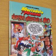 Cómics: MAGOS DEL HUMOR - Nº 132 - MORTADELO Y FILEMON - NUESTRO ANTEPASADO, EL MICO - 1ª EDICION. Lote 122743267
