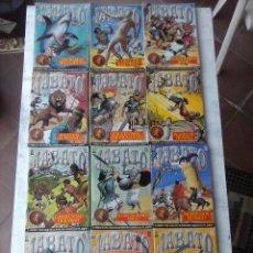 Cómics: EL JABATO: EDICION HISTÓRICA (1ª EDICION TODOS)106 NÚMEROS ¡¡COMPLETA!! -EDICIONES B - VER IMÁGENES. Lote 122918931