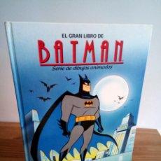 Comics : EL GRAN LIBRO DE BATMAN. SERIE DE DIBUJOS ANIMADOS. EDICIONES B. 1 ª ED 1994. Lote 124441343