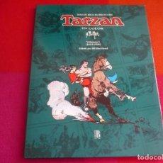 Cómics: TARZAN VOLUMEN 3 1933-1934 ( HAL FOSTER ) ¡MUY BUEN ESTADO! TAPA DURA EN COLOR GIGANTE. Lote 124529591