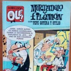 Cómics: MORTADELO Y FILEMÓN CON PEPE GOTERA Y OTILIO. M279. Lote 124709064