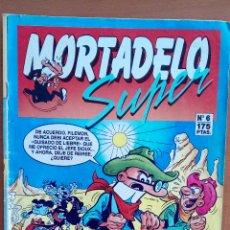 Cómics: SUPER MORTADELO. N°6.. Lote 124712942