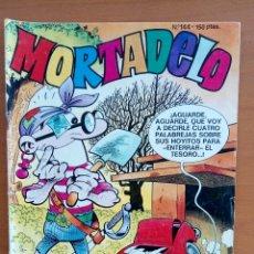 Cómics: MORTADELO N°144.. Lote 124716895
