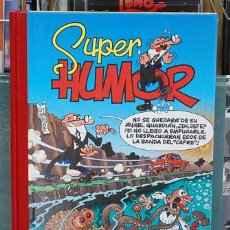 Cómics: SUPER HUMOR, MORTADELO Y FILEMON. EDICIONES B, AÑO 2003. Lote 124727551