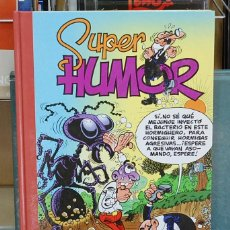 Cómics: SUPER HUMOR, MORTADELO Y FILEMON. EDICIONES B, AÑO 2003. Lote 124730527