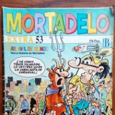 Cómics: MORTADELO EXTRA 53.. Lote 124790927
