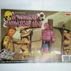 Cómics: EL HOMBRE ENMASCARADO. Nº 53. GATILLOS DE MUERTE. EDICION HISTORICA. TEBEOS EDICIONES B. TDKC35. Lote 125079155