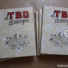 Cómics: EL TBO DE SIEMPRE 1 A 6 COMPLETA - EDICIONES B - PERFECTO ESTADO - JMV. Lote 125320199