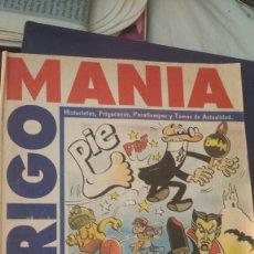 Cómics: FRIGO MANIA FRIGOMANIA MORTADELO EDICIONES B JAN IBÁÑEZ CERA RAMIS. Lote 125398986