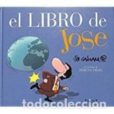 Cómics: EL LIBRO DE JOSE. SIR CAMARA. CON PROLOGO DE TERESA VIEJO.. Lote 125437571