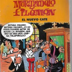 Cómics: MORTADELO Y FILEMON. EL NUEVO CATE. 2003. EDICIONES B. Lote 172915552