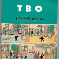 Cómics: TBO. EL VERGONZOSO. EDICIONES B. 2003. Lote 125699251