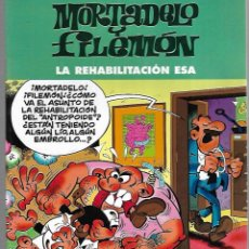 Cómics: MORTADELO Y FILEMON. LA REHABILITACION ESA. 2003. EDICIONES B. Lote 159782060