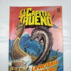 Cómics: EL CAPITÁN TRUENO. EDICION HISTÓRICA. Nº 82. LA VICTORIA DE SARJOLI. EDICIONES B. TDKC32. Lote 125862015