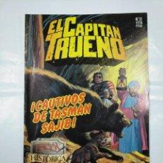 Cómics: EL CAPITÁN TRUENO. EDICION HISTÓRICA. Nº 81. ¡CAUTIVOS DE TASMAN SAJIB!. EDICIONES B. TDKC32. Lote 125862075