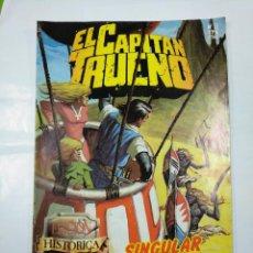 Cómics: EL CAPITÁN TRUENO. EDICION HISTÓRICA. Nº 73. SINGULAR ABORDAJE. EDICIONES B. TDKC32. Lote 125862735
