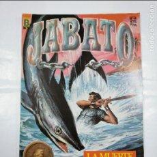 Cómics: JABATO Nº 40. LA MUERTE AL ACECHO. EDICION HISTORICA. TDKC32. Lote 125887987