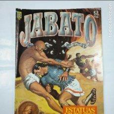 Cómics: JABATO Nº 39. ESTATUAS VIVIENTES. EDICION HISTORICA. TDKC32. Lote 125888031