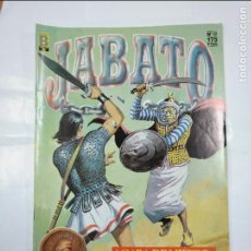Cómics: JABATO Nº 37. CARA DE HIERRO ATACA. EDICION HISTORICA. TDKC32. Lote 125888167