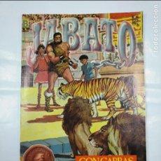 Cómics: JABATO Nº 46. CON GARRAS Y COLMILLOS. EDICION HISTORICA. TDKC32. Lote 125888411