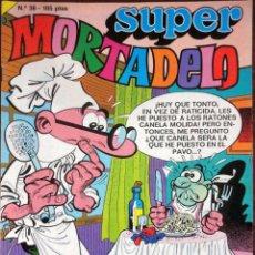 Cómics: COMIC N°38 SUPER MORTADELO 1987. Lote 125996298