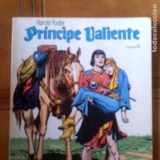 Cómics: COMIC EL PRINCIPE VALIENTE VOLUMEN ,4 DE HAROLD FOSTER AÑO 1978. Lote 126377847