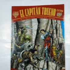 Cómics: EL CAPITAN TRUENO EXTRA. Nº 2. FANS . EDICIONES B. VICTOR MORA. FUENTES MAN. AMBROS. TDKC24. Lote 126588243