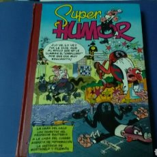 Cómics: SUPER HUMOR 22 MORTADELO Y FILEMON ED. B. Lote 126897778