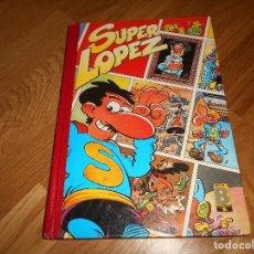Comics - SUPER LÓPEZ TOMO 3 - JAN EDICIONES B 1ª EDICIÓN 1989 CÓMIC HUMOR SUPERLÓPEZ HISTORIAS GÉNESIS Y - 126918807