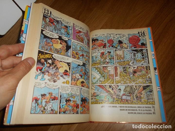 Cómics: SUPER LÓPEZ TOMO 3 - JAN EDICIONES B 1ª EDICIÓN 1989 CÓMIC HUMOR SUPERLÓPEZ HISTORIAS GÉNESIS Y - Foto 2 - 126918807