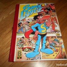 Comics - TOMO SUPERHUMOR SUPER LOPEZ SUPERLOPEZ Nº 2. JAN. EDICIONES B. 1ª EDICIÓN 1987. HUMOR BUEN ESTADO - 126918915