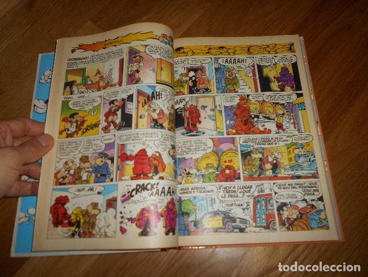 Cómics: TOMO SUPERHUMOR SUPER LOPEZ SUPERLOPEZ Nº 2. JAN. EDICIONES B. 1ª EDICIÓN 1987. HUMOR BUEN ESTADO - Foto 5 - 126918915