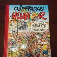 Cómics: COMIC - MORTADELO - OLIMPIADAS DEL HUMOR. Lote 127631987