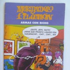 Cómics: ALBUM DE MORTADELO Y FILEMON : ARMAS CON BICHO . EDICIONES B. Lote 128306463