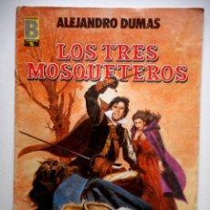 Cómics: GRANDES AVENTURAS Nº 2 LOS TRES MOSQUETEROS. Lote 128319687