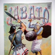 Cómics: JABATO Nº 37 CARA DE HIERRO ATACA. Lote 128320571