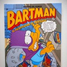 Cómics: GRANDES DEL HUMOR Nº 14 BARTMAN EL FALSIFICADOR DE PORTADAS ( SIMPSON ). Lote 128321083
