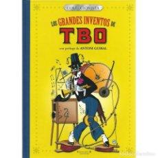 Cómics: LOS GRANDES INVENTOS DEL TBO VARIOS AUTORES / EDICIONES B. Lote 128852627