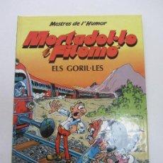 Comics - MORTADEL.LO I FILEMO Nº 13 ELS GORIL.LES . MESTRES DE L'HUMOR . MORTADELO gt04 - 129077163