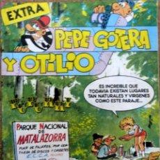 Cómics: COMIC N°97 EXTRA PEPE GOTERA Y OTILIO 1985. Lote 129505635
