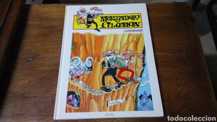 MORTADELO Y FILEMÓN, CONTRABANDO, EDICIÓN PARA PLURAL 2000 (Tebeos y Comics - Ediciones B - Humor)
