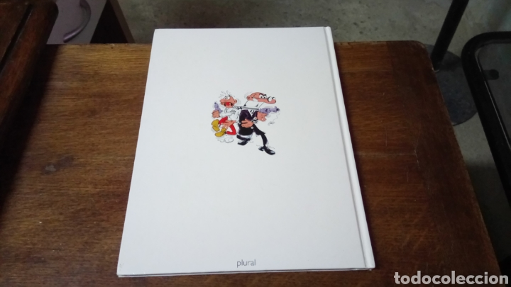 Cómics: Mortadelo y filemón, el trasto móvil, edición para plural 2000 - Foto 2 - 129978260