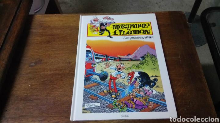 MORTADELO Y FILEMÓN, LOS GUARDAESPALDAS, EDICIÓN PLURAL 2000 (Tebeos y Comics - Ediciones B - Humor)