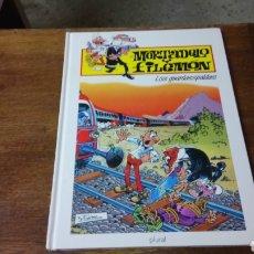 Cómics: MORTADELO Y FILEMÓN, LOS GUARDAESPALDAS, EDICIÓN PLURAL 2000. Lote 129978508