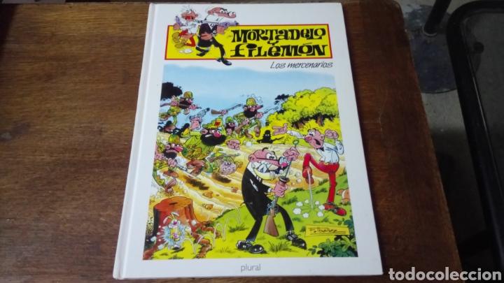 MORTADELO Y FILEMÓN, LOS MERCENARIOS, EDICIÓN PARA PLURAL 2000 (Tebeos y Comics - Ediciones B - Humor)