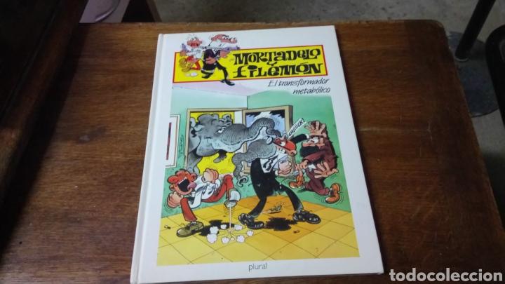 MORTADELO Y FILEMÓN, EL TRANSFORMADOR METABÓLICO, EDICIÓN PARA PLURAL 2000, VER FOTOS ADICIONALES (Tebeos y Comics - Ediciones B - Humor)