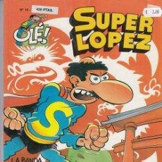 Cómics: FANS SUPER LOPEZ Nº 18 - EDICIONES B. Lote 130272202