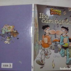Cómics: TEBEOS Y COMICS: MAGOS DEL HUMOR. SUPER LOPEZ, IBA CAMINANDO. Nº 119 (ABLN). Lote 130815180