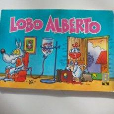 Cómics: LOBO LUPO ALBERTO (GUIDO SILVESTRI) TOMO Nº 1. EDICIONES B 1988. Lote 131017044